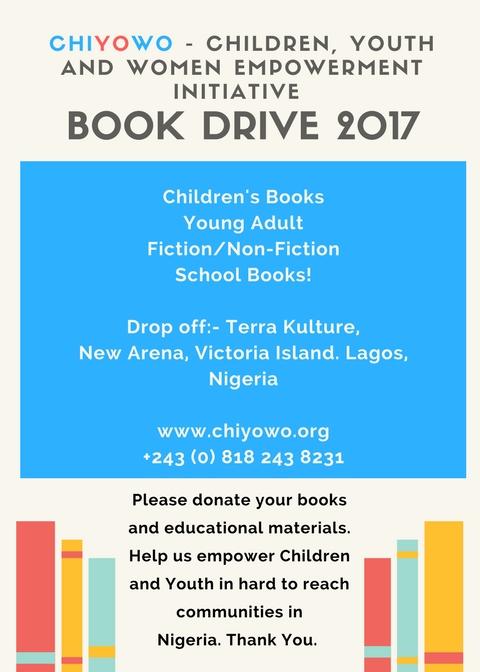ChiYoWo Book Drive Lagos 2017 b (1)
